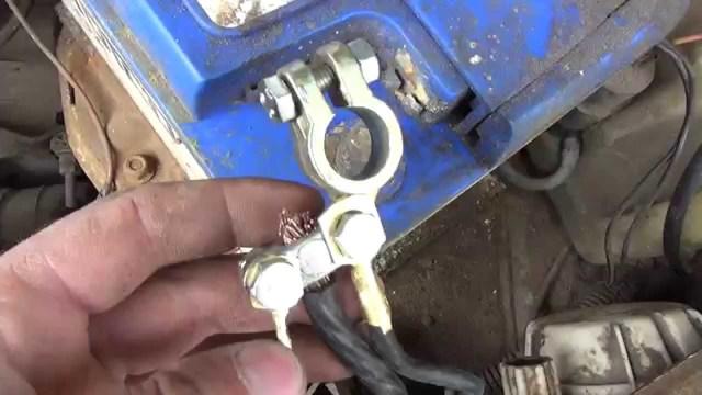Как подключить выключатель массы автомобиля? И такое можно сделать