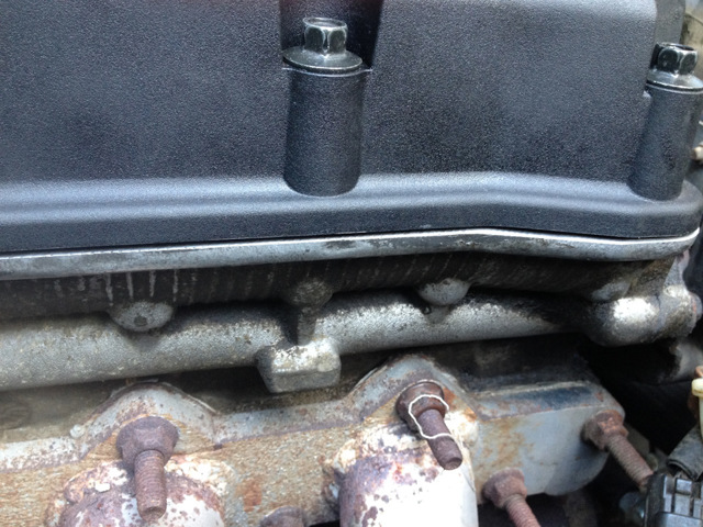 Замена прокладки клапанной крышки на chevrolet lacetti 1.4 и 1.6. Как и что нужно делать