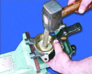 Замена подшипника передней ступицы на ваз 2109 и 21099. Расходник девятки