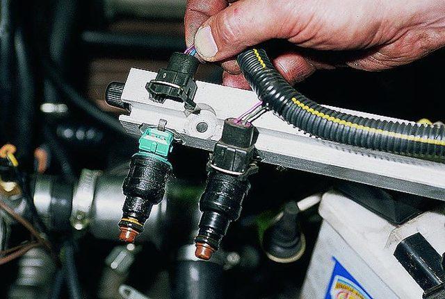Основные неисправности системы питания инжекторного двигателя