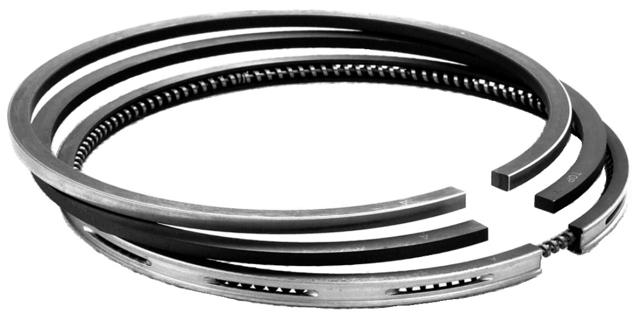 Какие поршневые кольца лучше? Обзор видов и материалов