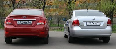 Что лучше - volkswagen polo или hyundai solaris? Выбираем и доступного средне бюджетного