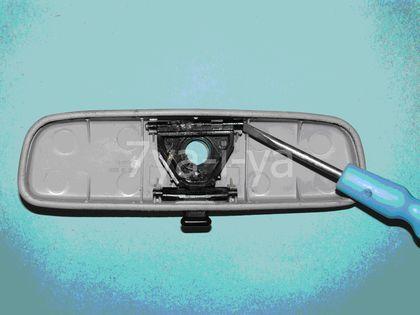 Как разобрать боковое зеркало? 4 способа
