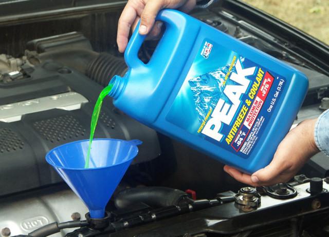 Как убрать тосол или антифриз из салона автомобиля? Хватит этим дышать