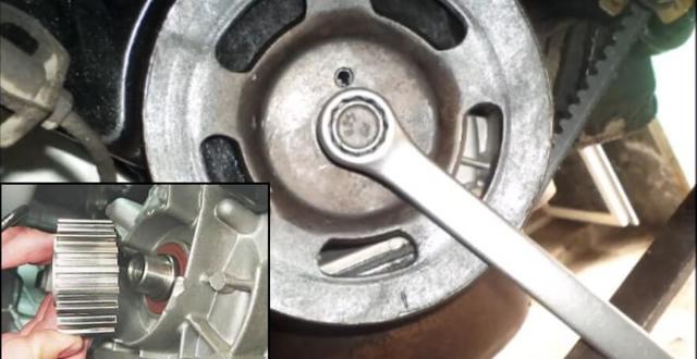Замена сальника коленвала на ваз 2110. Тонкости самостоятельного ремонта