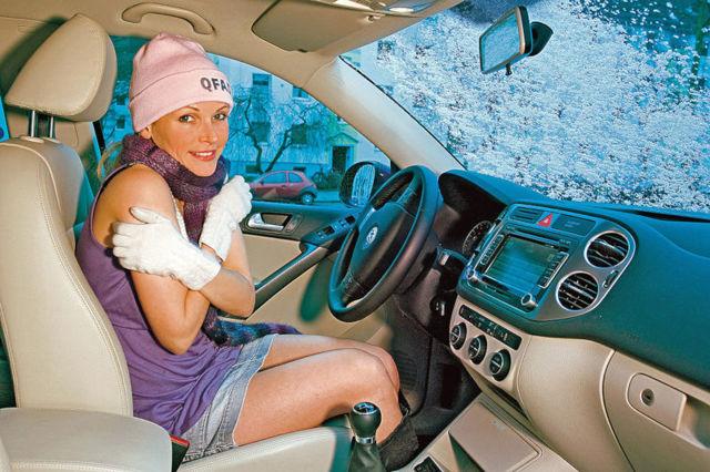 Можно ли зимой включать кондиционер в машине? За и против