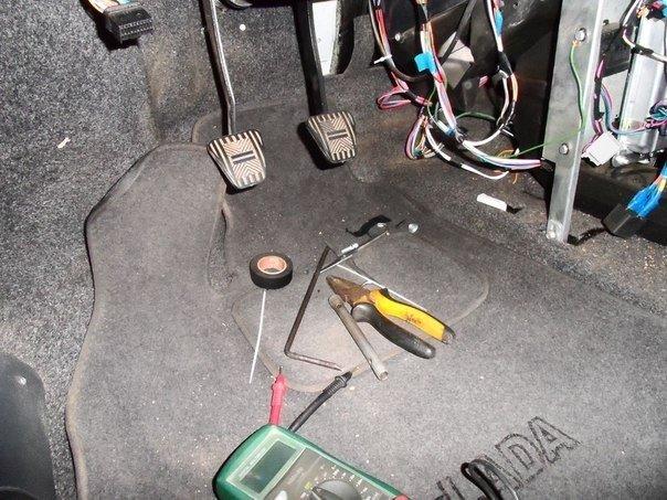 Все о электронной педали газа на ваз 2114. Ее плюсы и минусы