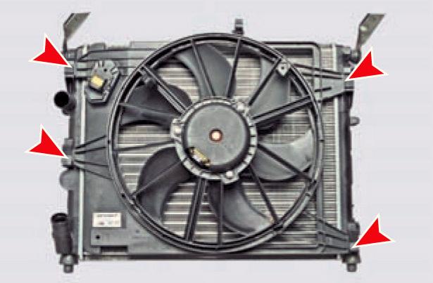 Почему не включается вентилятор охлаждения на калине? Несколько причин на выбор