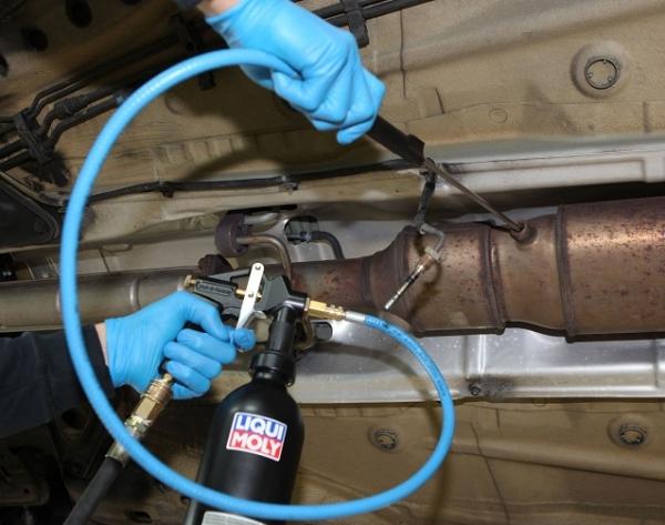 Для чего нужен сажевый фильтр в машине? Несколько способов его очистки