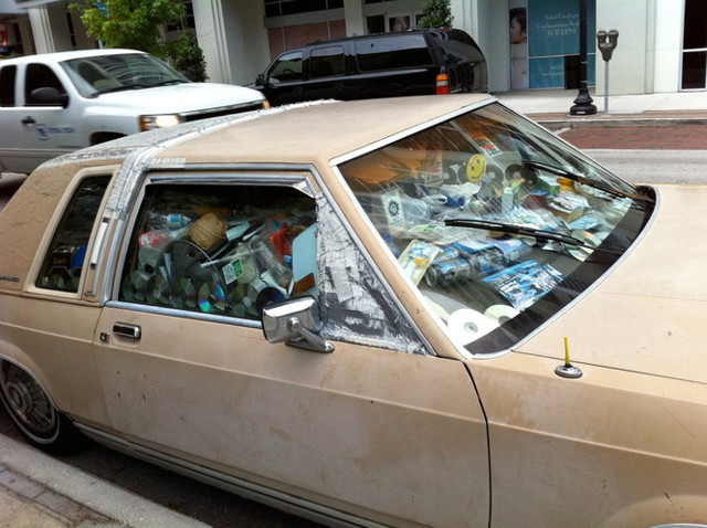 Что обязательно должно быть в машине? 24 вещи