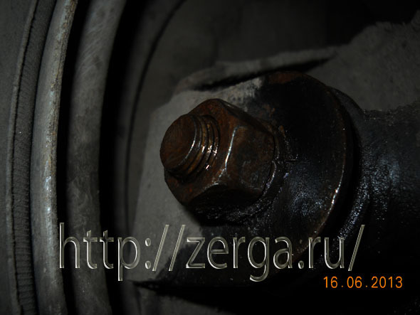 Замена реактивных тяг на ваз 2107. Классический расходник