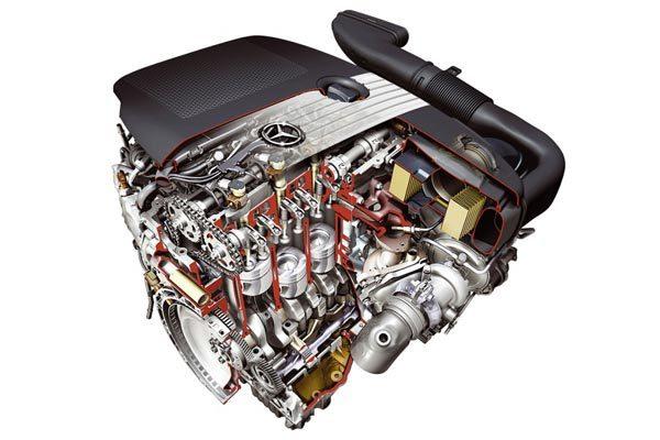 Список машин, где стоит двигатель миллионник.