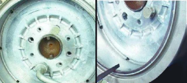 Замена задних и передних тормозных колодок на ваз 2107. Безопасность превыше всего
