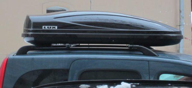 Как сделать автобоксы на крышу автомобиля своими руками? Все по плечу