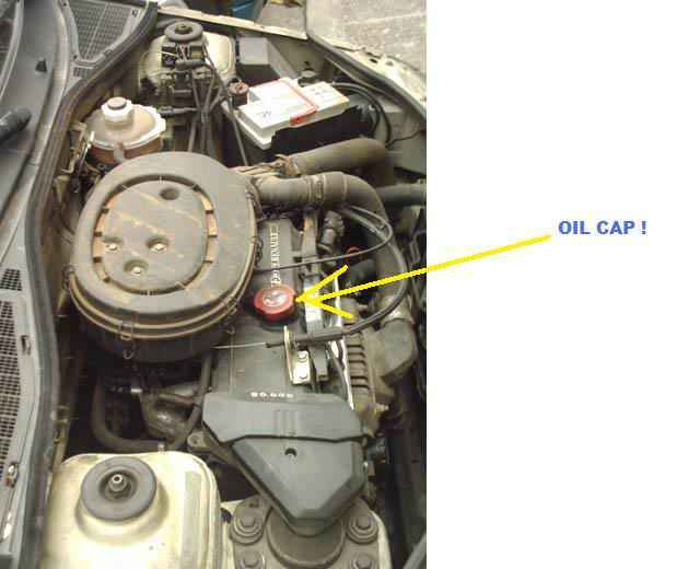 Порядок замены масла в двигателе. Подробно по пунктам