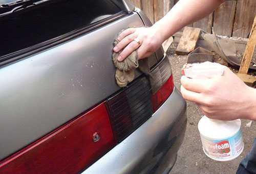 Как удалить двухсторонний скотч с кузова автомобиля? Практичные способы и советы