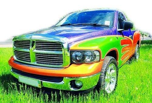 Какой краской покрасить авто? 4 вида советы
