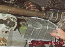 Замена рулевой рейки на калине. Весь процесс в деталях
