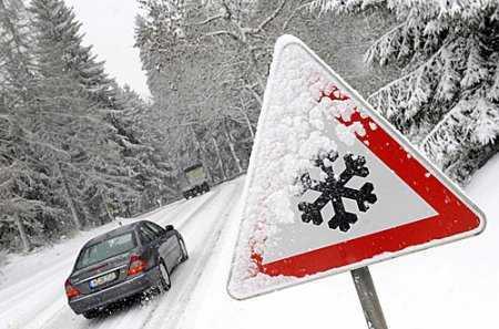 Контраварийное вождение зимой на заднем приводе. Дтп можно избежать