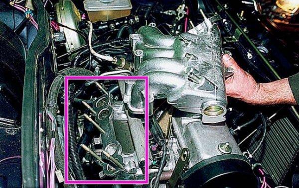 Список симптомов подсоса воздуха двигателем. Самостоятельная диагностика