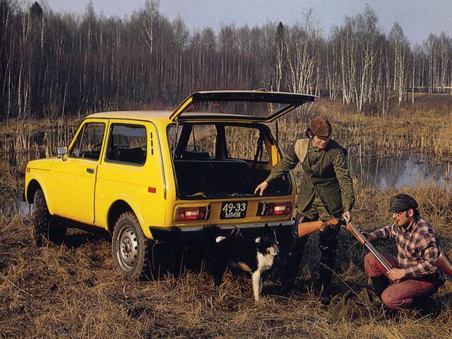 Лучшие внедорожники для охоты и рыбалки. Выбираем на вкус и цену