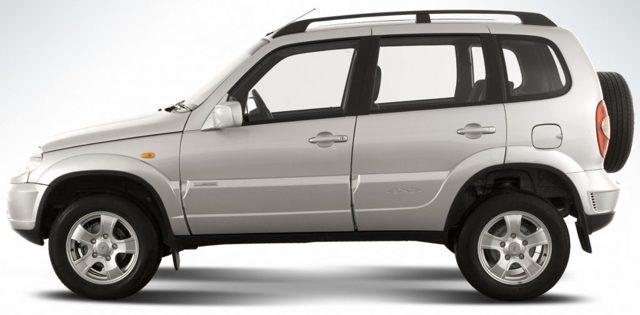 Стоит ли покупать chevrolet niva? Обзор машины со всех сторон и вывод тест драйверов