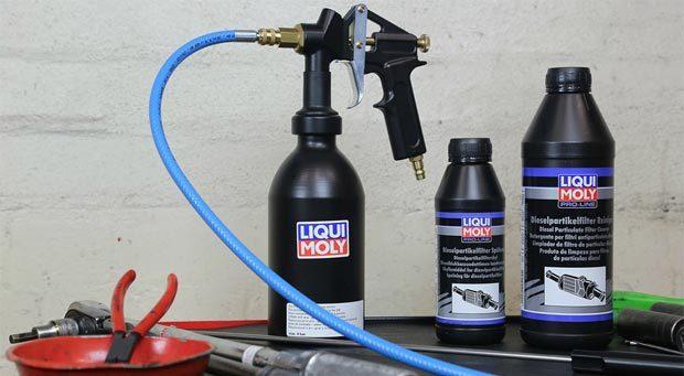 Все о промывке сажевого фильтра дизельного двигателя