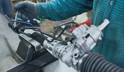 Что входит в ремкомплект рулевой рейки? Заметки по ремонту и диагностике