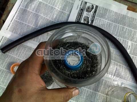 Делаем маслоотделитель своими руками. Пошаговое руководство