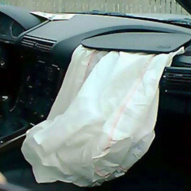 Ремонт торпедо после срабатывания подушки безопасности. Если это случилось