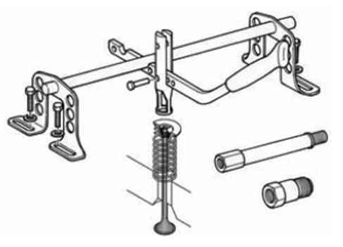 Как сделать рассухариватель клапанов своими руками? 2 варианта на выбор