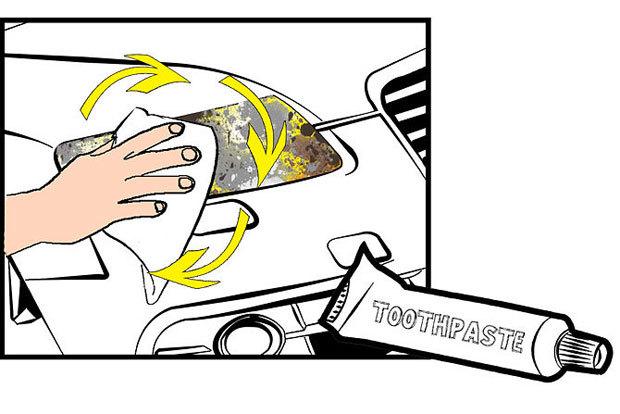 Отличный отзыв о полировке фар зубной пастой. Что и как нужно делать