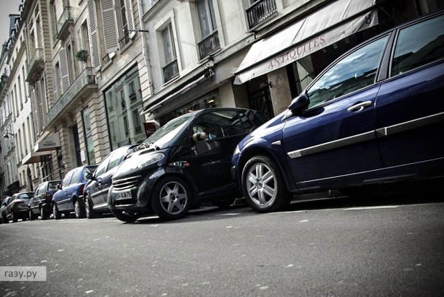 Как научиться парковаться новичку? Никаких царапин и вмятин на соседних авто