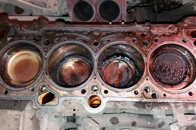 Последствия перегрева двигателя. Что сломается, а что нет