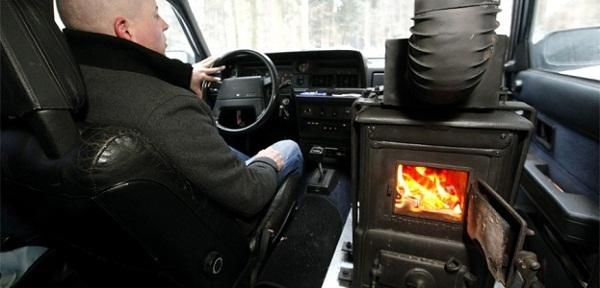 Как и чем подогреть двигатель зимой перед запуском своими руками? Машине тоже холодно