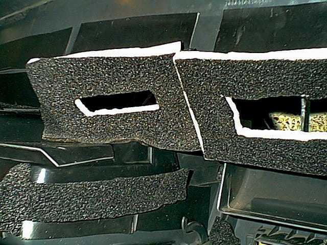 Доработка печки ваз 2109 и 2110 своими руками. Тепла мало не бывает