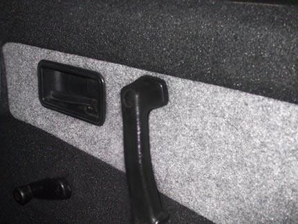 Как клеить автомобильный карпет? Тюнинг салона своими руками