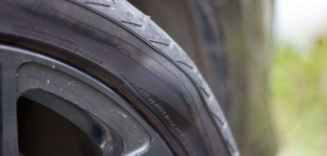 Что делать, если на колесе появилась грыжа? Подробное решение проблемы