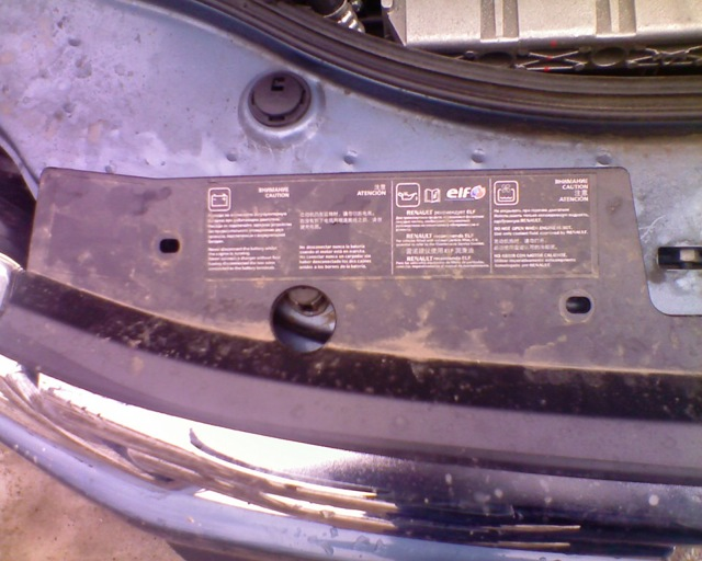 Как снять решетку радиатора на renault duster? Несколько проверенных способов на выбор