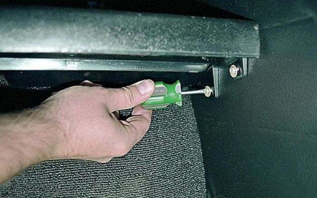 Как заменить и снять печку на ваз 2107? Работы на час