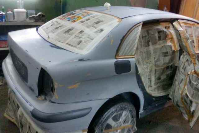Простые способы, как подготовить авто к покраске. Сделай все правильно