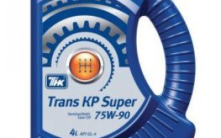 Отзыв о трансмиссионном масле тнк 75w90. Стоит ли им пользоваться?