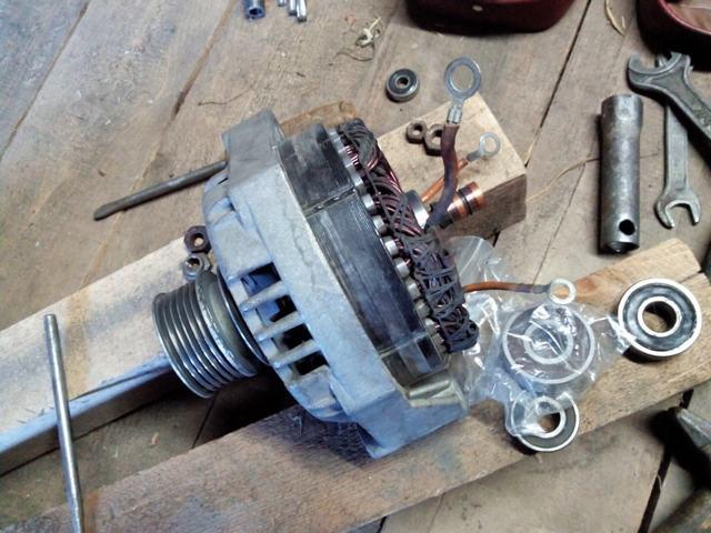 Как снять генератор на приоре с кондиционером? Пошаговый способ