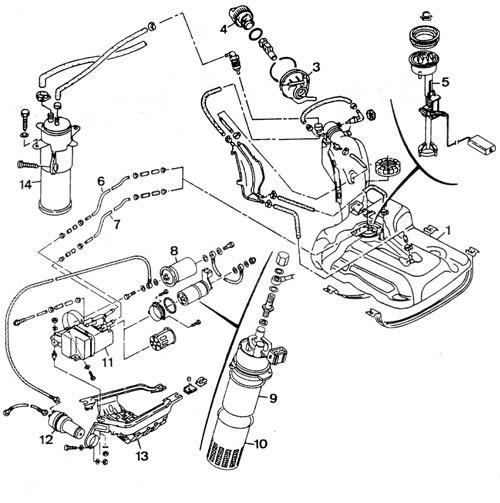 Что делать, если залили бензин вместо дизеля? Что будет с двигателем?