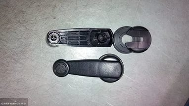 Как снять ручку стеклоподъемника? Обзор всех способов