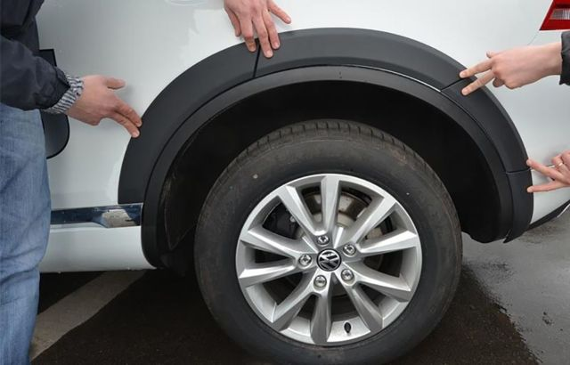 Чем обработать арки колес автомобиля? Список средств и способов