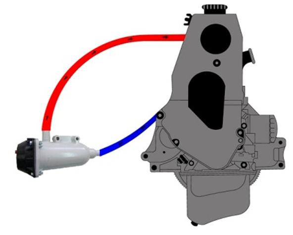 Установка предпускового подогревателя двигателя 220в своими руками. Скажи морозам - хватит