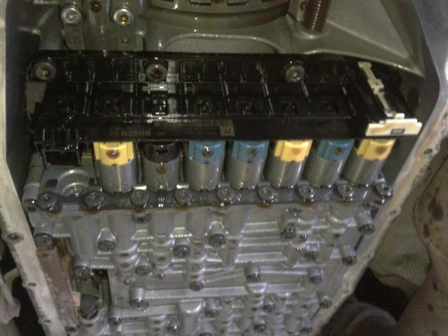 Как проверить, заменить и отремонтировать соленоиды акпп? Краткий мануал