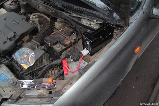 Выбираем устройство для запуска двигателя при севшем аккумуляторе. На что обратить внимание?