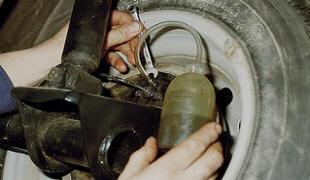 Прокачка тормозов ваз 2101. Делаем торможение эффективным